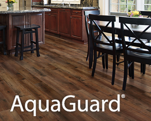 Ordinaire AquaGuard   Image Showcasing AquaGuard Flooring. WATER RESISTANT WOOD BASED  LAMINATE FLOORING