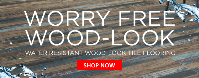 Worry Free Wood-Look