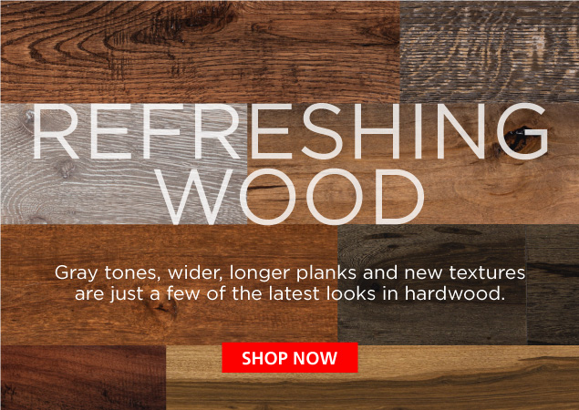 Refreshing Wood