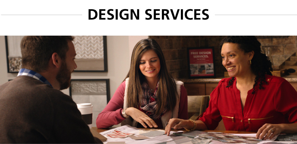 Design Services Header Image
