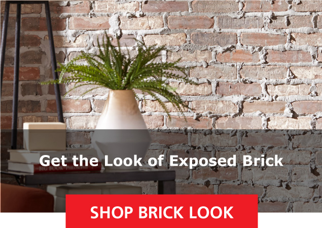 Shop Brick Look