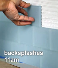 Backsplashes at 11am