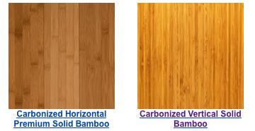 bamboo flooring green product