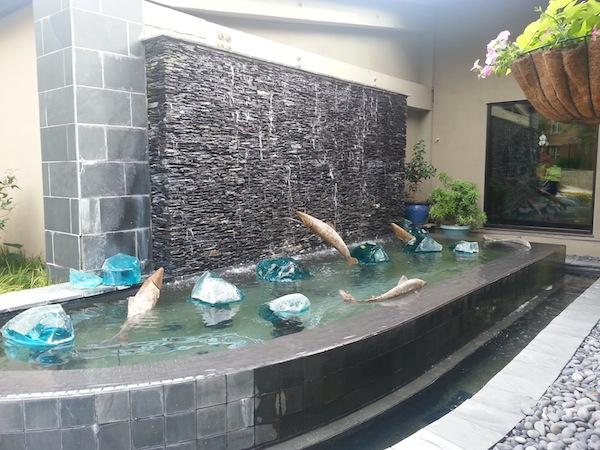 Dipping Your Toe in Outdoor Water Features | Floor & Decor