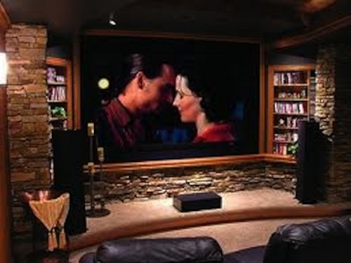 Design Considerations for Your Home Theater Floor & Decor