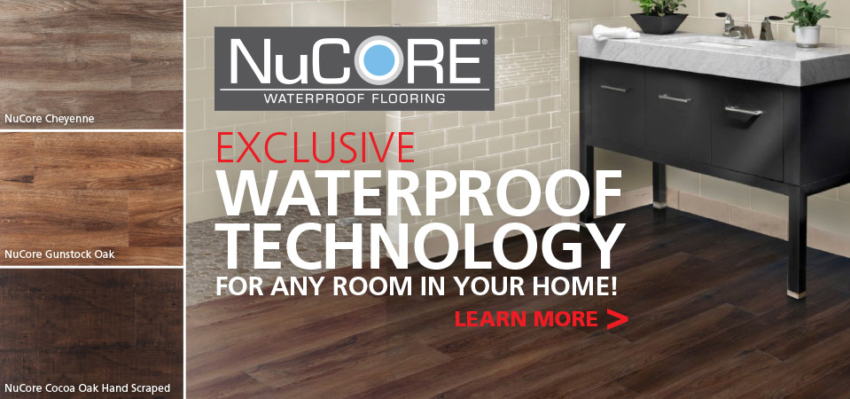 NuCore Waterproof Technology