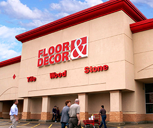 THE FLOOR & DECOR DIFFERENCE