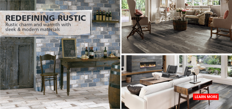 Redefining Rustic