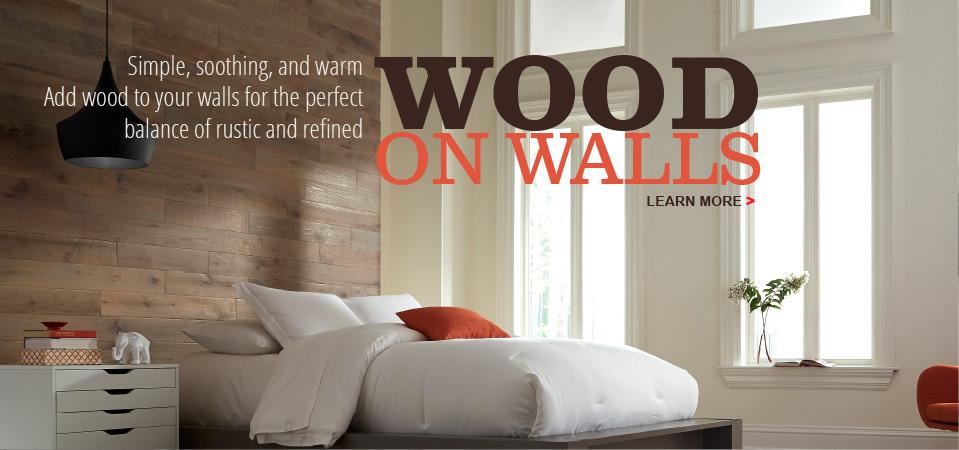 Wood On Walls Gallery