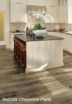 nucore waterproof flooring | floor & decor