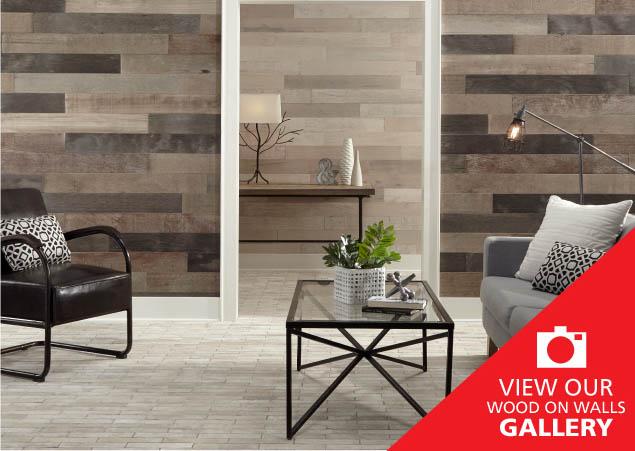 Wood On Walls Floor Decor