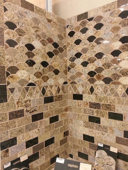 when it comes to wall tile don t be a square floor amp decor