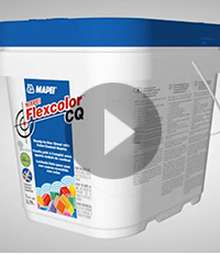 Image of Flex Color Grout - Play Video
