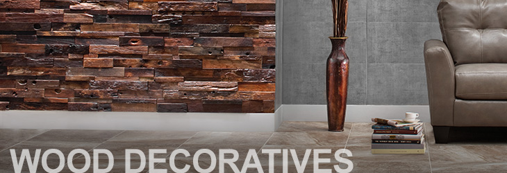 Wood Decoratives
