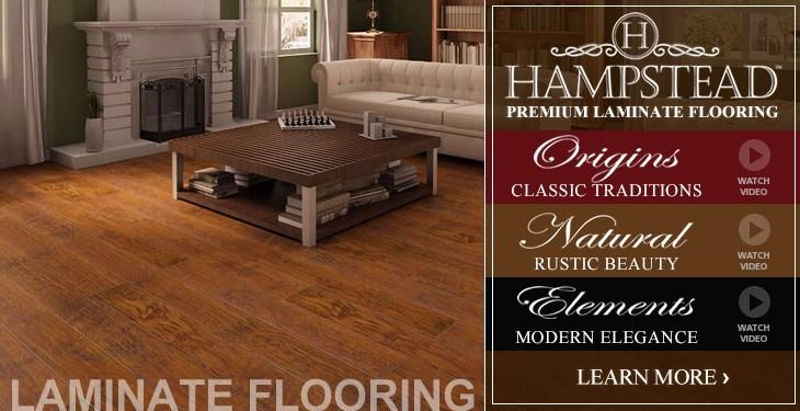 Hampstead Premium Laminate Flooring