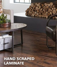 Hand Scraped Laminate