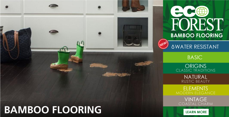 Eco Forest Bamboo Flooring Image