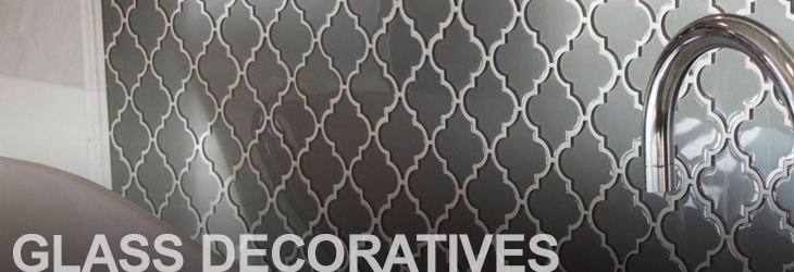 Decorative Glass Tile