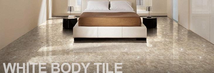 white body tile - Flooring And Decor