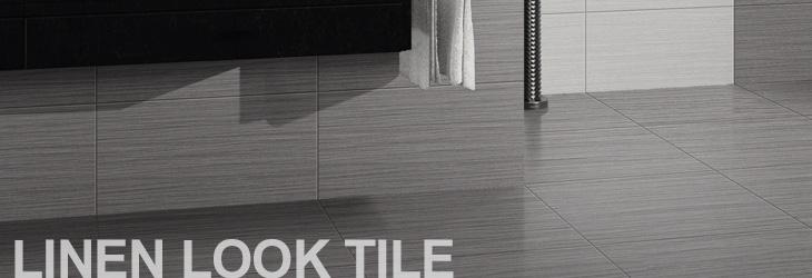 White Tile Floor Decor