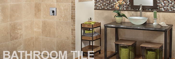 Beautiful Look In Your Bathroom With This Assortment Of Bathroom Tile