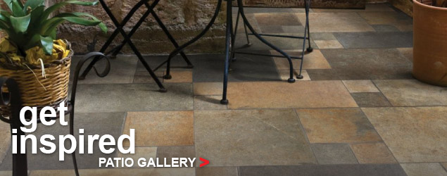 Get Inspired - Patio Gallery