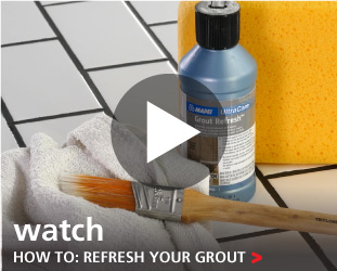 Grout Refresh