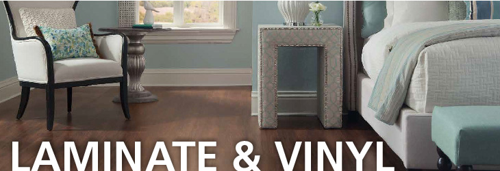 laminate vinyl hero image - Flooring Decor