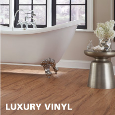 Give Your Home The Look Of Hardwood With Laminate And Luxury Vinyl Plank  Flooring. These Products Offer Unlimited Potential On A Limited Budget And  Are ...