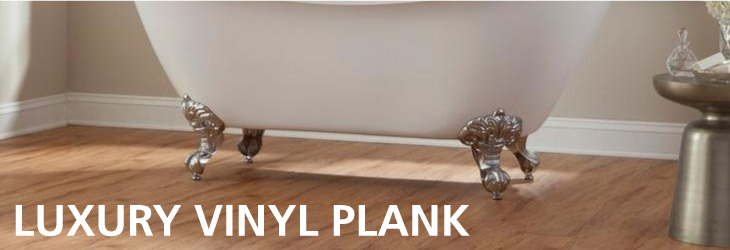Luxury Vinyl Plank Hero Image