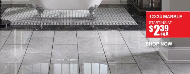 12x24 Marble