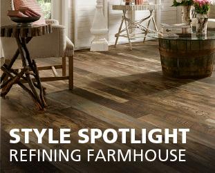 Spotlight: Refining Farmhouse