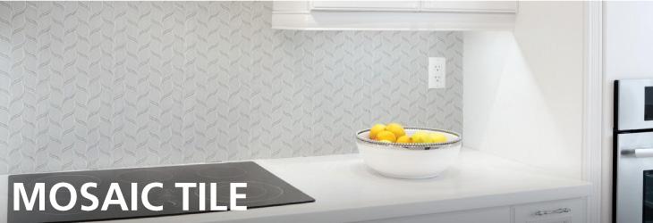 Mosaics Tile  Hero Image
