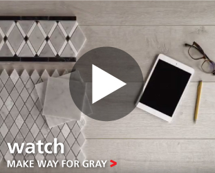 Make Way For Gray - Fall/Winter 2016 Trend