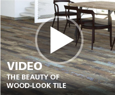 Contemporary Gallery · Wood Look Tile Video ...