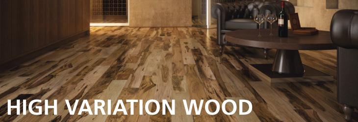 High Variation Wood Hero Image