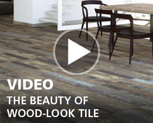 Wood Look Tile Video