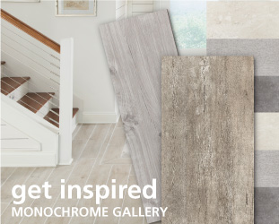 Get Inspired - Monochrome Gallery
