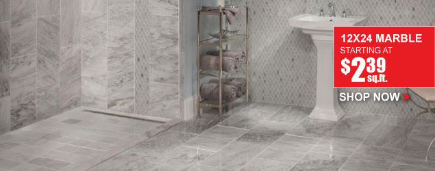 12x24 Marble Tile