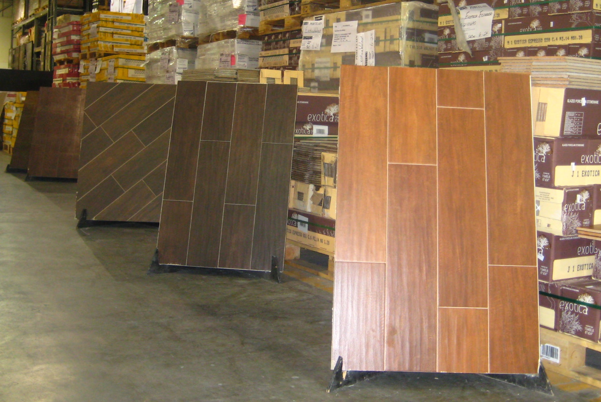 Floor And Decor Carries A Wide Variety Of Colors In The Wood Tile